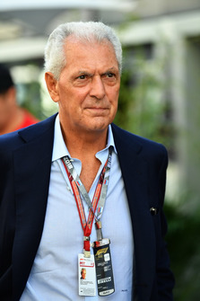 Tronchetti Provera, presidente de Pirelli