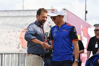 Pierre Gasly, Scuderia Toro Rosso Toro Rosso