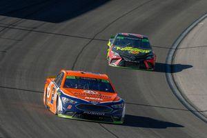 Brad Keselowski, Team Penske, Ford Fusion Autotrader, Martin Truex Jr., Furniture Row Racing, Toyota Camry 5-hour ENERGY