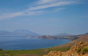 The scenery of Marmaris
