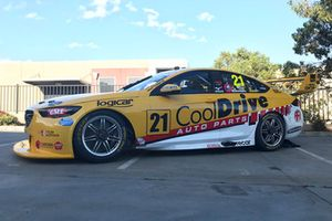 Tim Blanchard, Dale Wood, Brad Jones Racing
