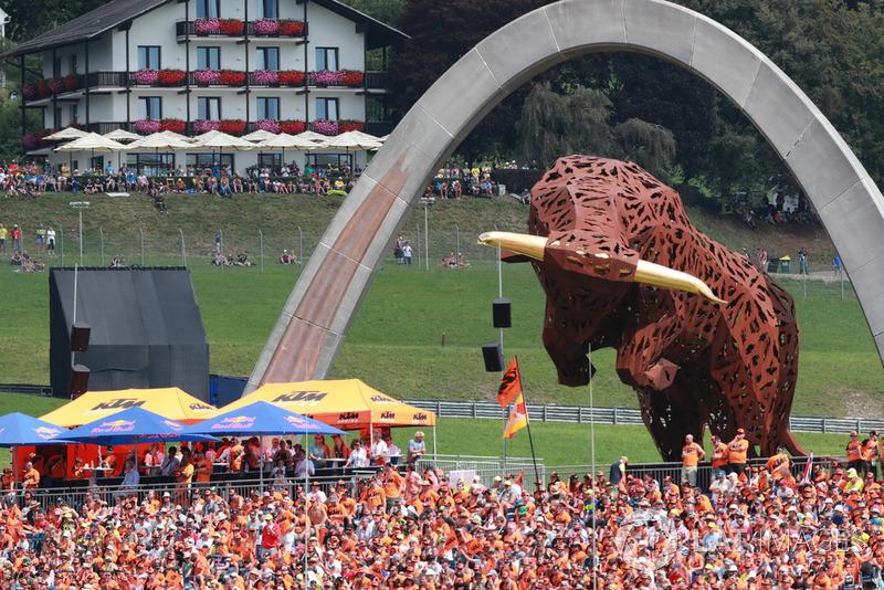 Statua del toro