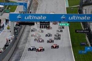 Start der Formel-3-EM 2018 in Spielberg: Mick Schumacher, PREMA Theodore Racing Dallara F317 - Mercedes-Benz, führt