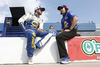 Chase Elliott, Hendrick Motorsports, Chevrolet Camaro NAPA Auto Parts Alan Gustafson