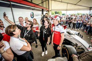 Charles Leclerc, Sauber F1 Team