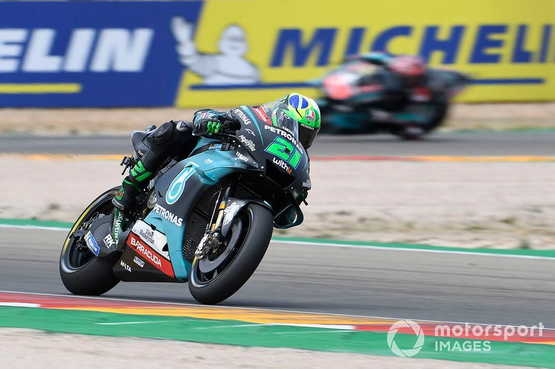 8º Franco Morbidelli, Petronas Yamaha SRT