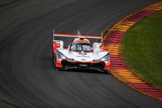 #6 Acura Team Penske Acura DPi, DPi: Dane Cameron, Juan Pablo Montoya