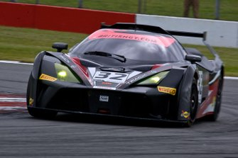 #32 Track Focused KTM X-Bow GT4: Mike McCollum, Sean Cooper