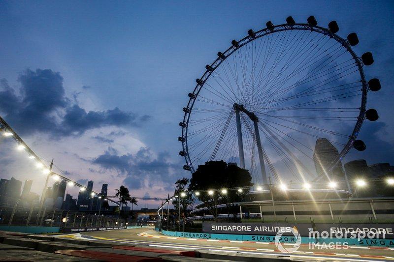 15- GP de Singapur (20 de septiembre), en Singapur