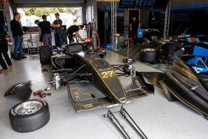 Barton Mawer, Mildun Motorsport