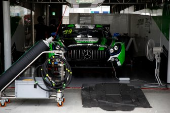 #77 Mercedes-AMG Team Craft-Bamboo Racing Mercedes-AMG GT3: Maximilian Götz, Luca Stolz, Yelmer Buurman