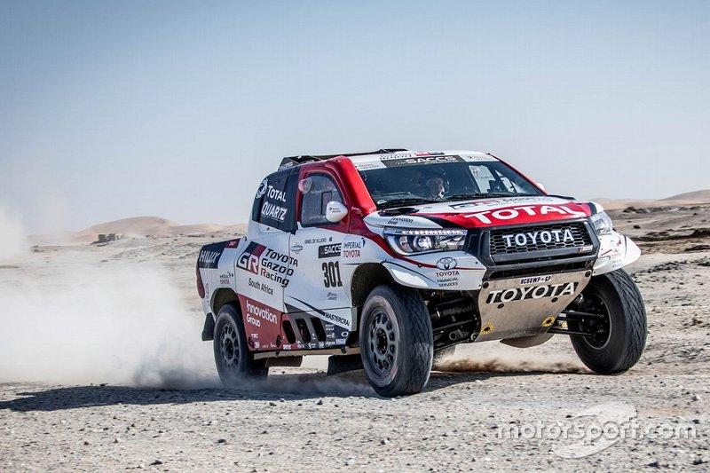 Preparação para o Dakar: Testes, competições e primeiro pódio