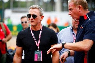 L'acteur Daniel Craig