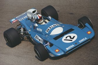 Chris Amon, Matra