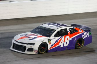 Jimmie Johnson, Hendrick Motorsports, Chevrolet Camaro Ally Throwback