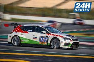 Loris Prattes, Fabien Danz, Julien Apotheloz, Antti Buri, Cupra Leon TCR, TOPCAR Sport with Bas Koeten Racing