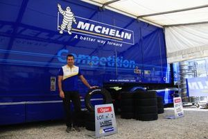 Arnaud Remy, Michelin Müşteri Takımları Direktörü