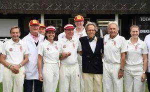 Partido de Cricket Duke of Richmond