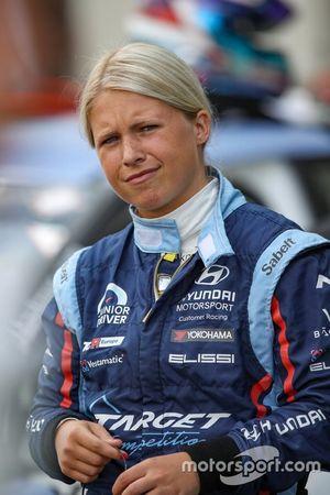 Jessica Bäckman, Target Competition Hyundai i30 N TCR