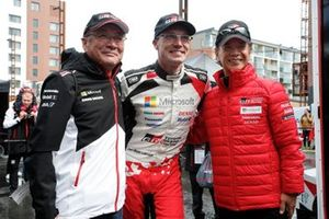 Jari-Matti Latvala, Toyota Gazoo Racing met Juha Kankkunen