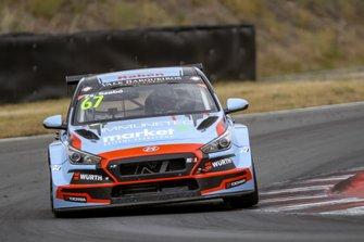 Zsolt David Szabo, M1RA Motorsport Hyundai i30 N TCR