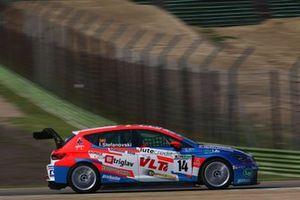 Igor Stefanovski, Stefanovski racing Team, Cupra TCR