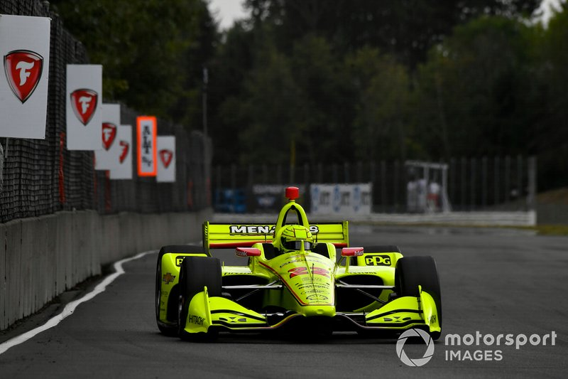 7. Simon Pagenaud, Team Penske Chevrolet