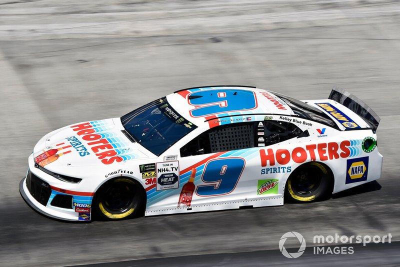 5. Chase Elliott, Hendrick Motorsports, Chevrolet Camaro