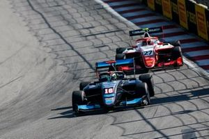 Andreas Estner, Jenzer Motorsport and Jehan Daruvala, PREMA Racing