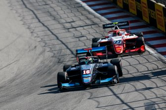 Andreas Estner, Jenzer Motorsport and Jehan Daruvala, PREMA Racing