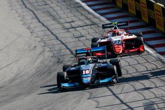 Andreas Estner, Jenzer Motorsport e Jehan Daruvala, PREMA Racing