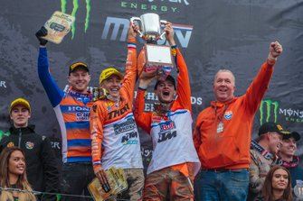 Calvin Vlaanderen, Jeffrey Herlings, Glenn Coldenhoff, Team NL