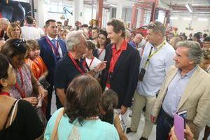 John Elkann al Ferrari Family Day