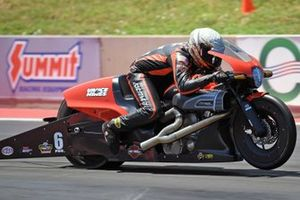 Andrew Hines, Harley-Davidson FXDR114 Drag Bike