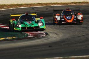 #14 Inter Europol Competition Ligier JS P3 - Nissan: Paul Scheuschner, Sam Dejonghe