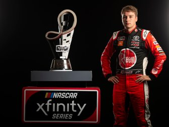 Christopher Bell, Joe Gibbs Racing, Toyota Supra Rheem, Xfinity Playoff Drivers