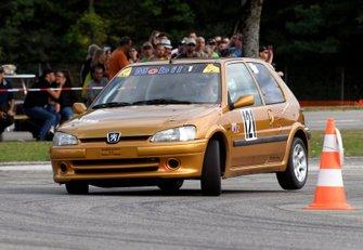 Hanspeter Thöni, Peugeot 106 16V, Bodeli Racing Club
