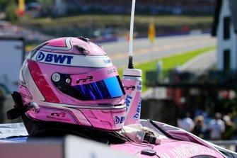 Helmet, Michael Ammermüller, BWT Lechner Racing
