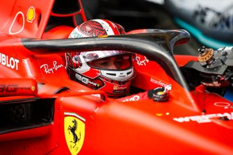 Победитель Шарль Леклер, Ferrari SF90