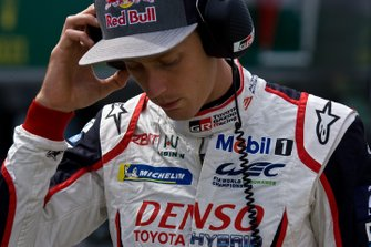 #8 Toyota Gazoo Racing Toyota TS050 - Hybrid: Brendon Hartley