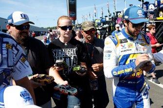 Chase Elliott, Hendrick Motorsports, Chevrolet Camaro NAPA