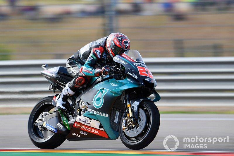2º Fabio Quartararo, Petronas Yamaha SRT