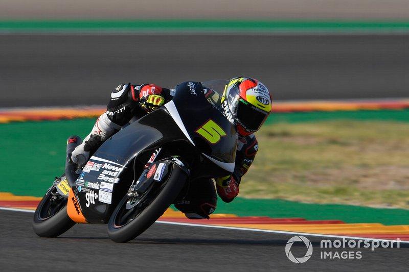 #5 Jaume Masia, Leopard Racing