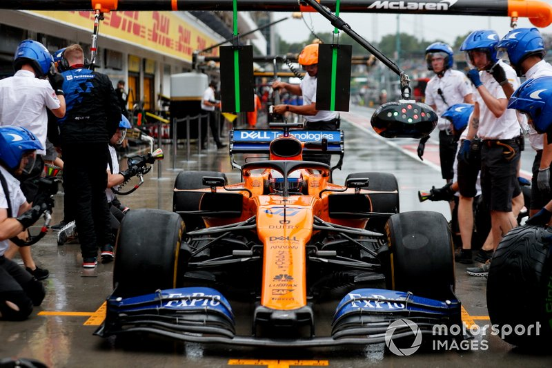 Carlos Sainz Jr., McLaren MCL3