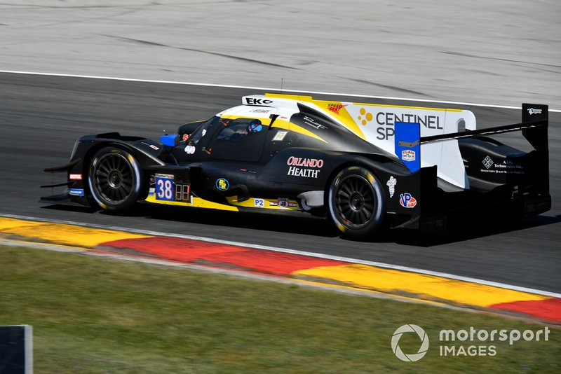 #38 Performance Tech Motorsports ORECA LMP2, LMP2: James French, Cameron Cassels