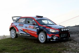 Giacomo Scattolon, Matteo Nobili, Hyundai i20 R5
