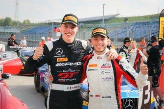 1. #88 Akka ASP Team Mercedes-AMG GT3: Vincent Abril, Raffaele Marciello