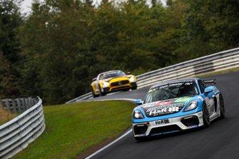 #979 Porsche Cayman GT4 CS: Moritz Kranz, Thorsten Jung, Nico Menzel