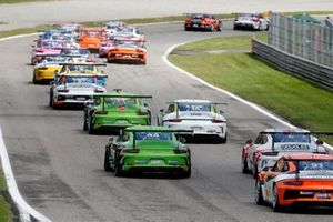 Alberto Cerqui, Dinamic Motorsport, Gianmarco Quaresmini, Dinamic Motorsport, Kantadhee Kusiri, FACH AUTO TECH, Berkay Besler, MRS GT-Racing