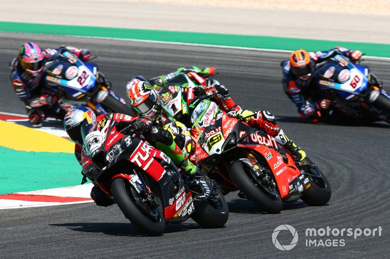 Toprak Razgatlioglu, Turkish Puccetti Racing, Alvaro Bautista, Aruba.it Racing-Ducati Team, Jonathan Rea, Kawasaki Racing Team